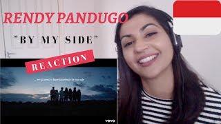 Rendy Pandugo - By My Side-- Reaction Mp3!