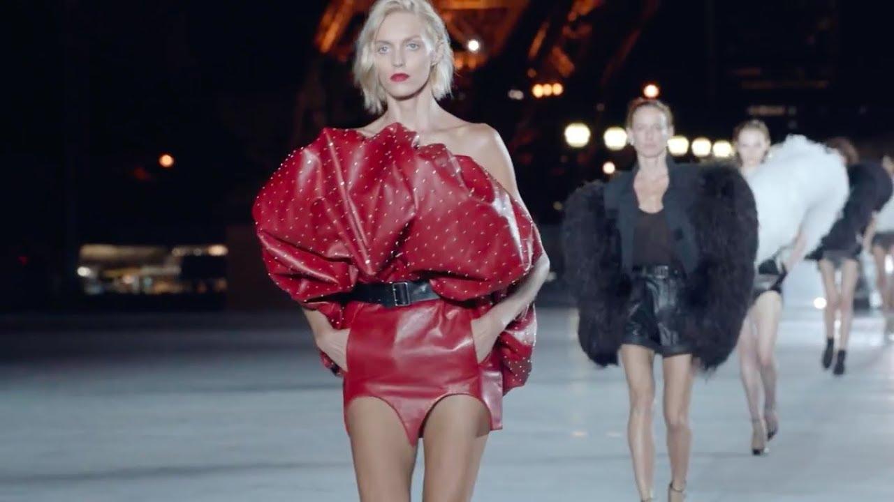 Saint Laurent | Spring/Summer 2018 | Paris Fashion Week