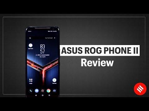 Asus ROG Phone II Review: The Best Gaming Smartphone