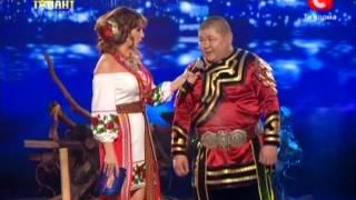 Нурлан Алишеров «Україна має талант-5» Первый прямой эфир