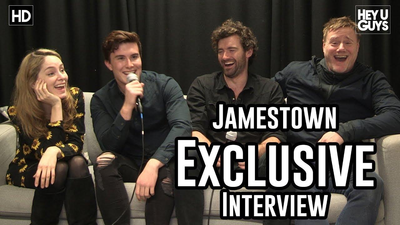 Download Jamestown Season 2 Interview - Sophie Rundle, Luke Roskell, Stuart Martin & Steven Waddington