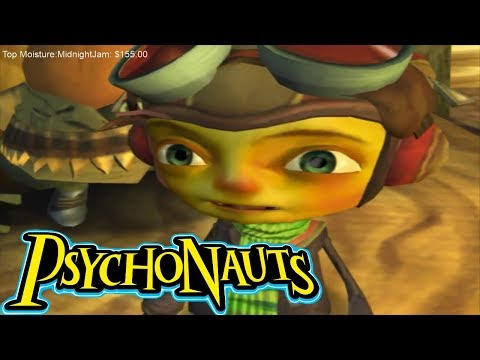 Cr1TiKaL (penguinz0) Stream Jun 17th, 2018 [Psychonauts]