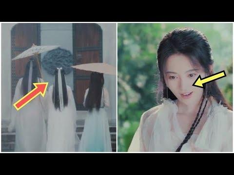 Sạn lộ liễu trong Tân Bạch Nương Tử Truyền Kỳ,Cúc Tịnh Y bị photoshop đến mất cả mũi