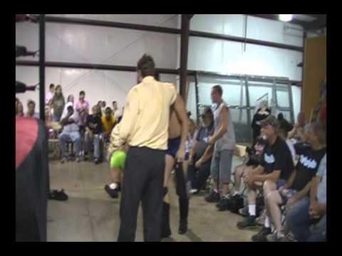 SCWA Breakout 2011: Big Daddy Eric Edwards vs. Joey Silvia