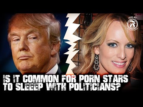 Is it common for Porn Stars to sleep with Politicians? - Prison Talk 15.7