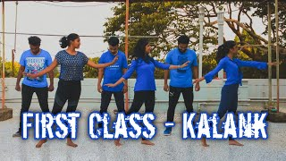 First Class - Kalank | Dance Choreography | DANCENGICOS |