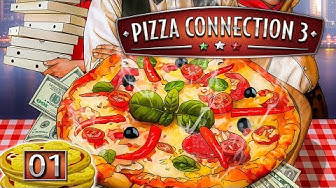 PIZZA Bäcker SIMULATOR 🍕 Pizza Connection 3 frisch auf dem Tisch!