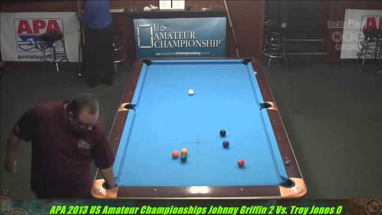Does 2009 us amateur billiards championship