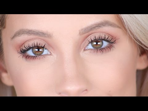 Simple Eye Makeup Tutorial | Nicol Concilio