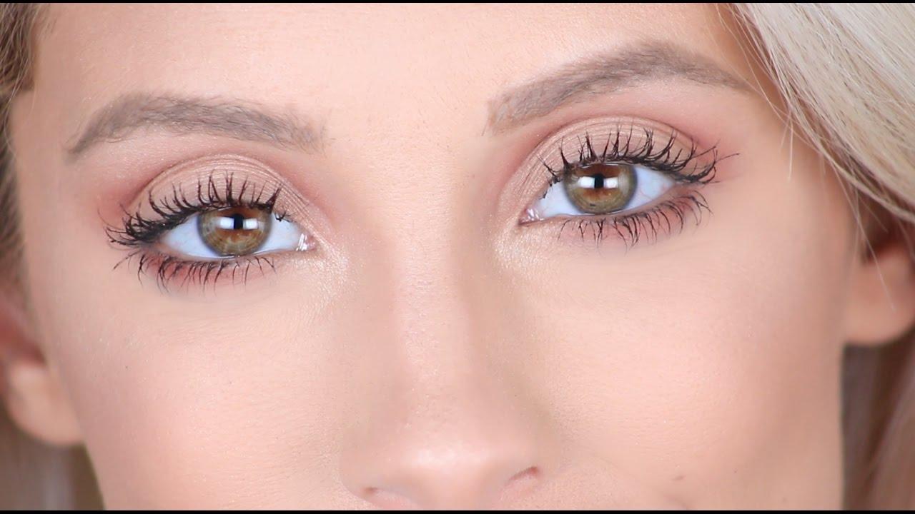 Simple eye makeup tutorial nicol concilio youtube simple eye makeup tutorial nicol concilio baditri Images