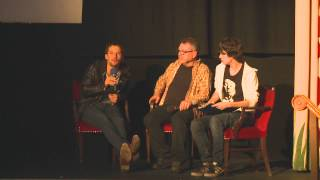 Director Mat Whitecross talks about making music videos for Coldplay | Screen Stockport 2012