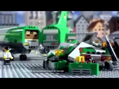 LEGO City - Cargo Plane PREVIEW - YouTube