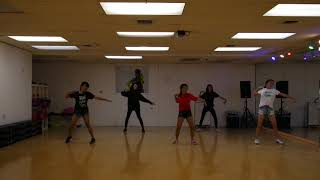 "Nk Dance Studio(LA) k-pop class iKON "" Killing Me"""