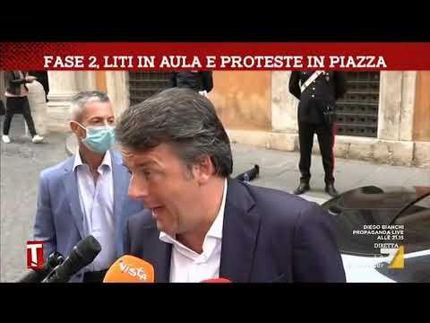 Fase 2, Liti In Aula E Proteste In Piazza