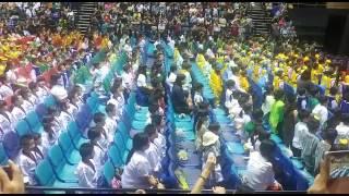 懷璞之又一村學校第61屆畢業典禮----畢業歌 (7-7-2017)