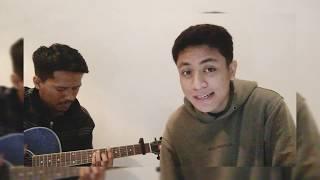 Tiba Tiba Cinta Datang Maudy Ayunda Cover By Bagaskuur Feat Theofilus