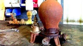 Hydraulic Ram Pump - Wranglerstar