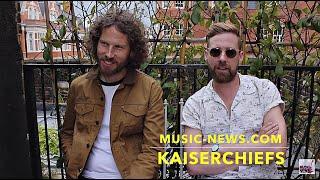 Kaiser Chiefs I Interview I Music-News.com