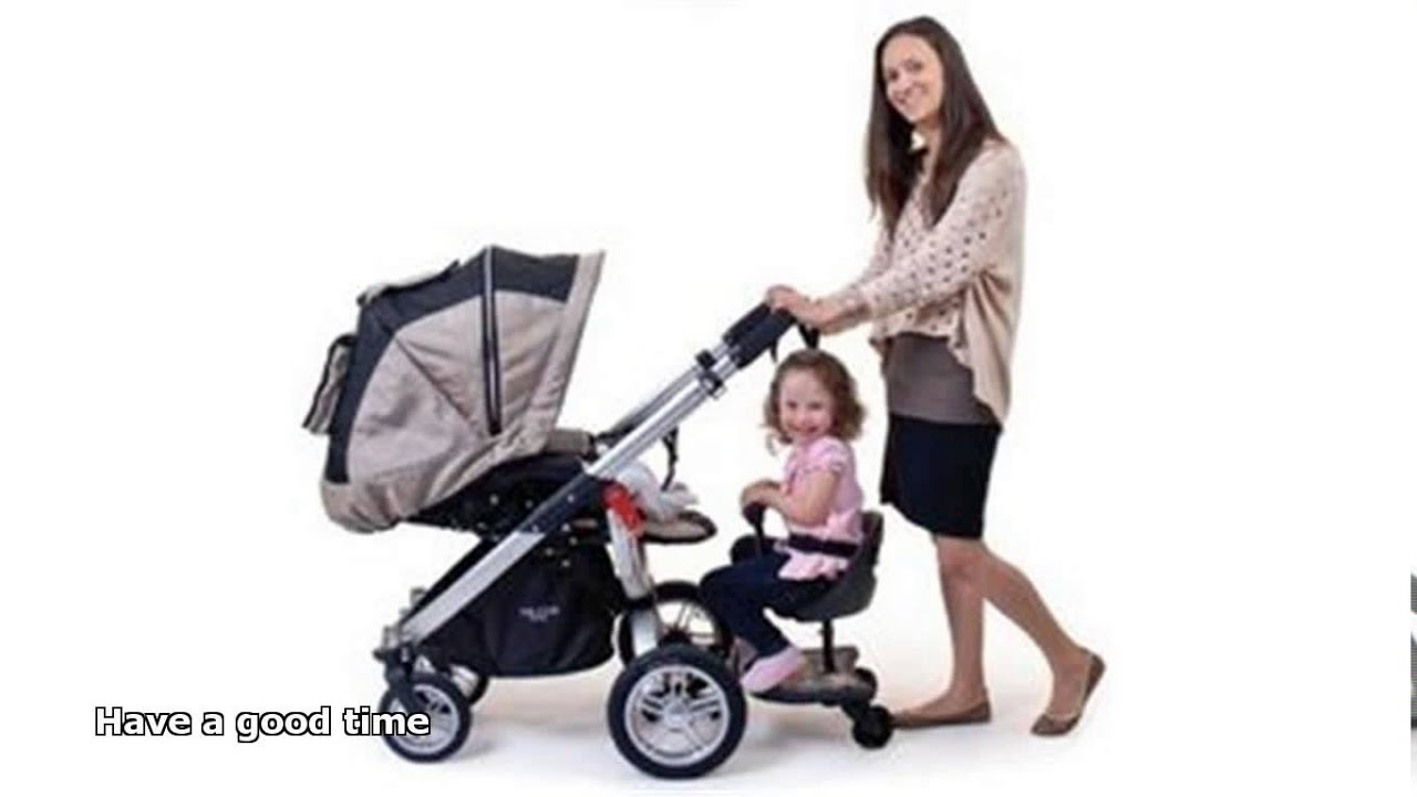 toddler and baby stroller - YouTube
