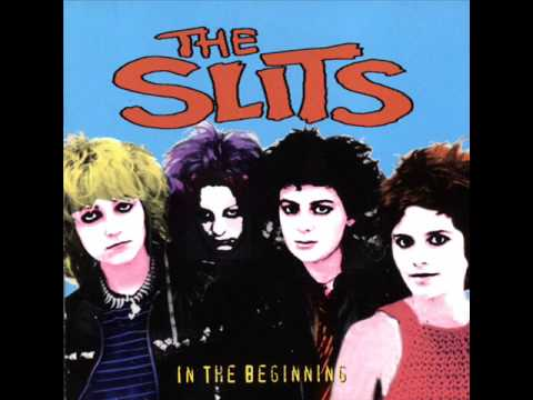 the slits - shoplifting.wmv