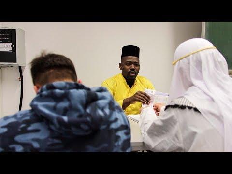 Elternsprechtag | Araber, Afrikaner, Deutsche