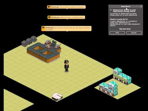 wired habbo cr er un sas et un bureau de recrutement. Black Bedroom Furniture Sets. Home Design Ideas