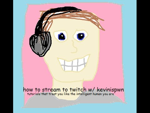 How to Twitch- #2 Global Sources and Webcam