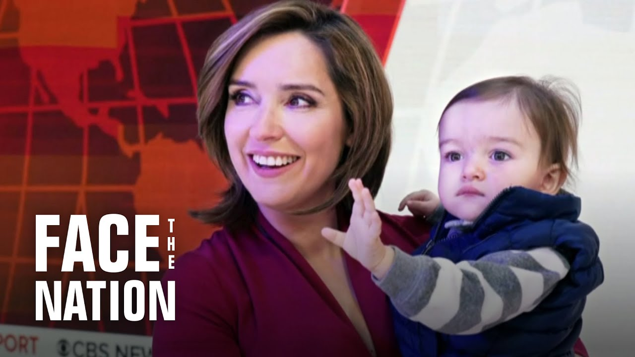 """A salute to moms: Thank you from """"Face the Nation"""""""