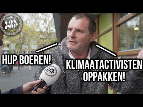 Wat BOEREN WÉL en KLIMAATACTIVISTEN NIET mogen | Voxpop #81