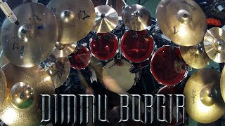 "Dimmu Borgir - ""Ætheric"" - DRUMS"