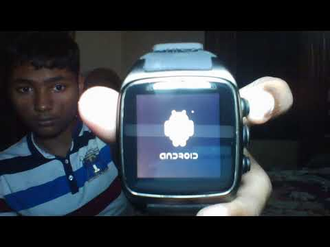 The review of x01 3g smart watch