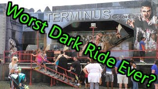 Is This The Worst Dark Ride Ever?