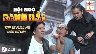 Sân Khấu Nghiêng: Thần Giữ Của I Hội Ngộ Danh Hài 2017 Tập 15 Full HD (18/3/2017)