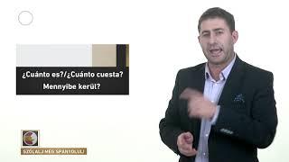 Szólalj meg! – spanyolul, 2017. október 30.