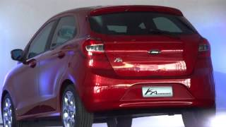 Ford Ka Concept 2013 Videos