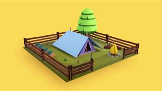 Decentraland's New Building Tool and Creator Contest