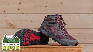 Altra Running Men's Lone Peak 4.0 Mid RSM Trail Shoe