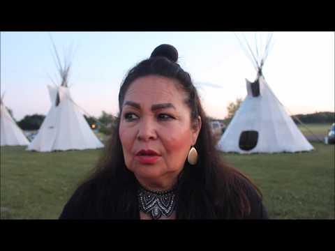 Maskwacis Speaks of their Maori visitors (3)