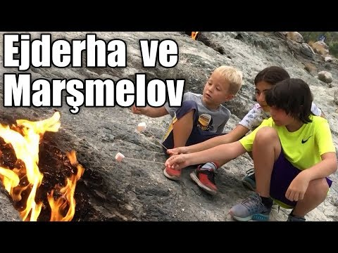 620 YILLIK EJDERHA ATEŞİ ( CHIMERA EFSANESİ ) - VLOG BKT - Видео онлайн