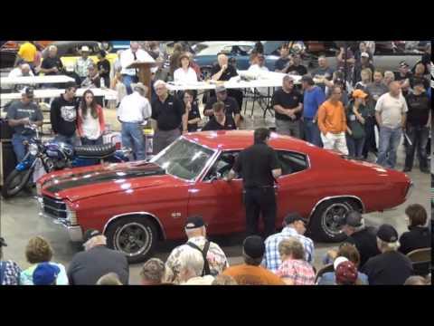 Motor Magic Minot Classic Car Auction 2015