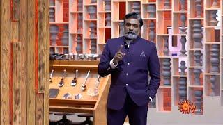 Master Chef Tamil-Sun tv Show-Vijay Sethupathi