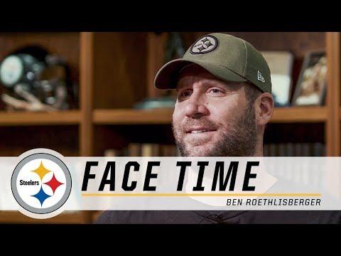 Ben Roethlisberger talks Super Bowl XLIII, winning in Oakland | Steelers Face Time