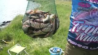 Рыбалка.Отдых.Рыбалка озеро Большое(Парное).День 2 и 3. Рыбалка с лодки на зимнюю удочку .