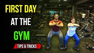 Beginners Guide To The GYM | FREE WORKOUT PLAN For Men And Woman