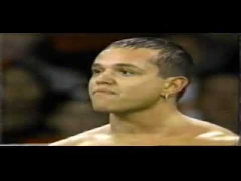 WWE Rey Mysterio Unmasked for first time - YouTube