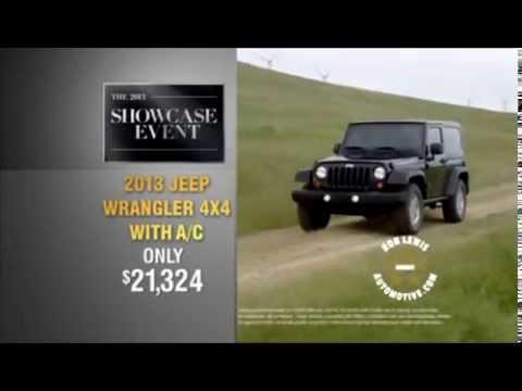 Pleasant Hills Chrysler Dodge Jeep Ram   April 2013 TV Ad