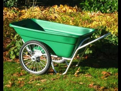 Mullers Smart Cart Heavy Duty Lawn and Garden Carts