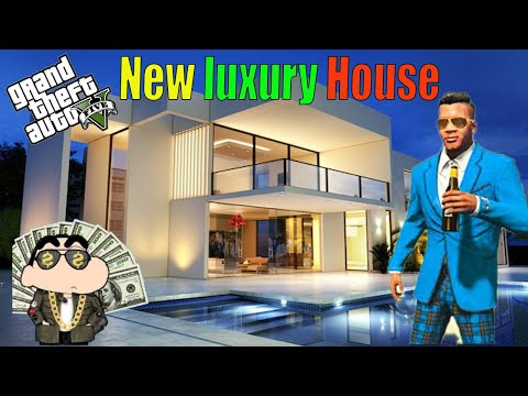 FRANKLIN AND SHINCHAN BILLIONAIRE PURCHASED LUXURY HOUSE || AnuragOP