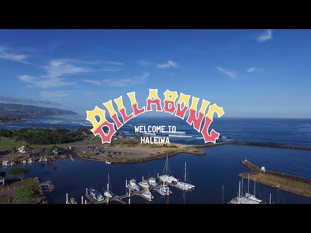 Welcome to Haleiwa | Billabong