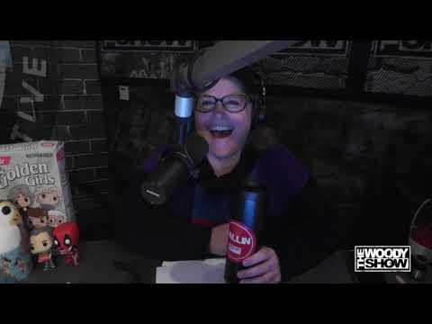 The Woody Show - Sebas angers Ravey